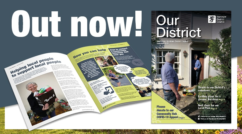 Our District summer 2020 out now