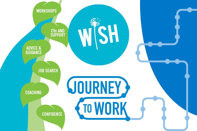 Wish and Journey to Work offer advice, help and support to local job hunters
